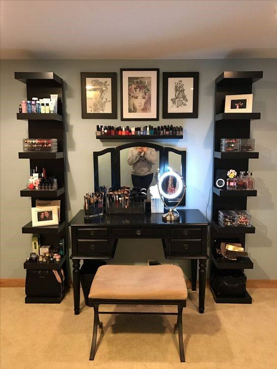 Make up space ideas
